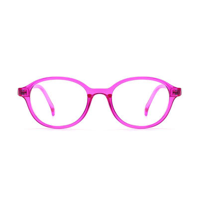 TR Optical Kids Eye Glasses Round Type Optical Frames Suppliers