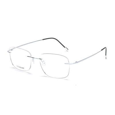 Custom Design Eyeglasses Titanium Optical Eye Glasses 16010
