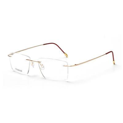 Custom Optical Frames Titanium Optical Eye Glasses 16011 Trendy Hot