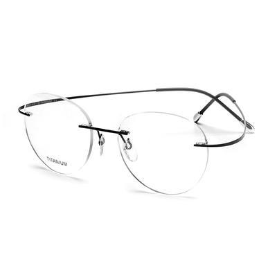 OEM Titanium Eyeglasses Brands 16017 Handmade Eye Glasses