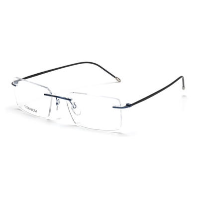Best Titanium Glasses Frames Eye Glasses 16018 Fashion Memory