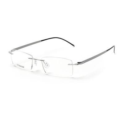 Titanium Flex Glasses Optical Eyeglasses 16028 Factory Wholesale