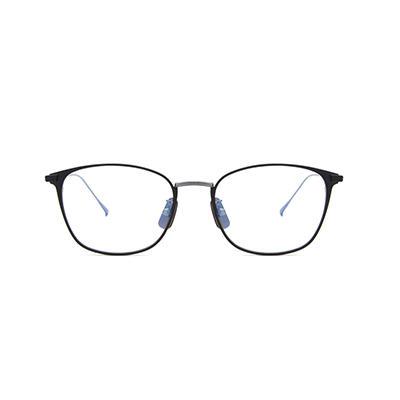 Custom Metal Optical Glasses Frames Anti Blue Light Suppliers
