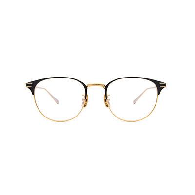 Wholesale Prescription Metal Optical Eyeglasses Half Frames Unisex